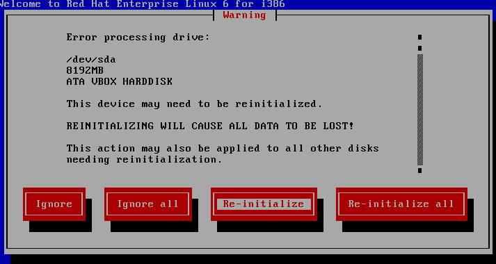 Guía de instalación de Red Hat 6