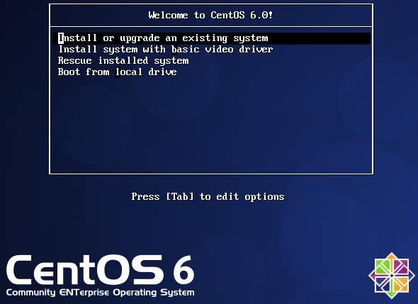 Como instalar CentOS (1)