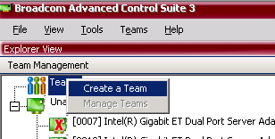broadcom advanced control suite