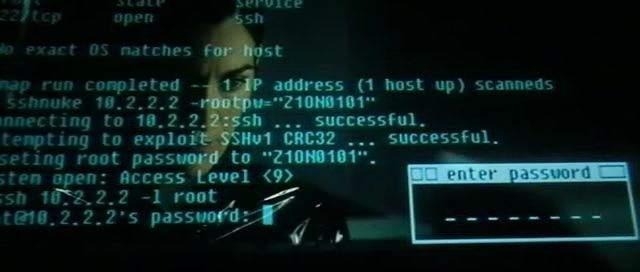 Nmap Matrix